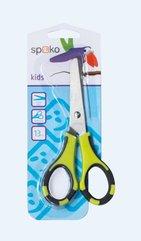Nożyczki S0534 szkolne kolorowe 13cm SPOKO