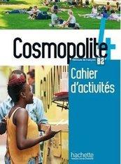 Cosmopolite 4 zeszyt ćwiczeń +CD HACHETTE