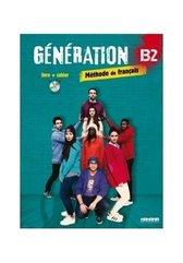 Generation B2 podręcznik + ćwiczenia + CD mp3+ DVD
