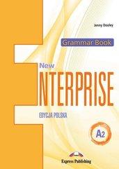 New Enterprise A2 Grammar Book + DigiBook