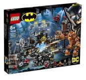 Lego SUPER HEROES 76122 Atak Clayface'a