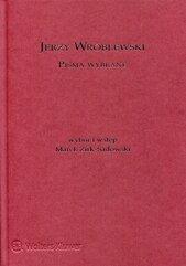Jerzy Wróblewski Pisma wybrane