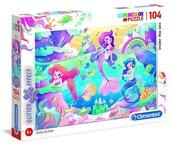 Puzzle 104 Brokat Under the Sea