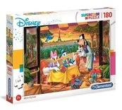 Puzzle 180 Super kolor Mickey Mouse & Friends