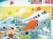 Puzzle Supercolor Maxi 60 The big Airport