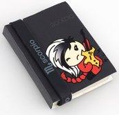 Zodiak - notatnik z opaską na rękę - Skorpion