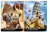 Teczka z gumką A4 Selfies