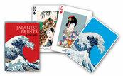 Karty do gry Piatnik Japońskie grafiki, 1 talia