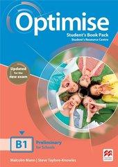 Optimise B1 Update ed. SB MACMILLAN