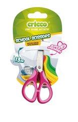Nożyczki szkolne super ergonomy 13cm CRICCO