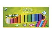 Plastelina 12 kolorów CRICCO