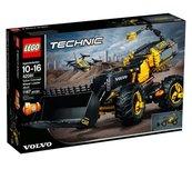 Lego TECHNIC 42081 Volvo ładowarka kołowa ZEUX 2w1