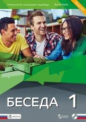 Beseda 1 podręcznik + CD NPP DRACO