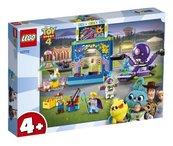 Lego JUNIORS 10770 Karnawałowe szaleństwo Chudego