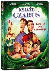 Książę Czaruś DVD