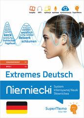 Extremes Deutsch. Niemiecki. System Intensywnej Nauki Słownictwa (poziom zaawansowany C1 i biegły C2