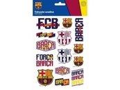 Tatuaże wodne FC-203 FC Barca Fan 6 ASTRA