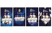 Teczka z gumką A4 Real Madrid 5 ASTRA