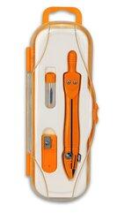 Cyrkiel szkolny PC-101 pomarańczowy PENMATE