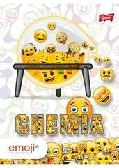 Zeszyt A5/60K kratka Chemia Emoji (10szt)