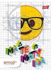 Zeszyt A5/60K kratka Matematyka Emoji (10szt)