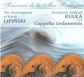 Souvenir de la Mer Baltique CD