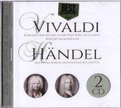 Wielcy kompozytorzy - Vivaldi, Handel (2 CD)