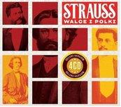 Strauss: Walce i Polki CD