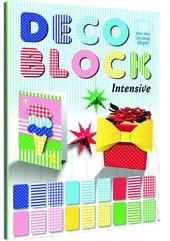 Blok kartonów kraftowych B4/18K 250g