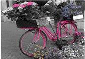 Koperta A5 na napę z nadrukiem Bike