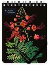 Kołonotes ozdobny Delany Flower