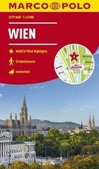Plan Miasta Marco Polo. Wiedeń w.2018