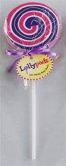 Lollypads lizak - karteczki samoprzylepne fiolet