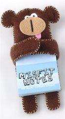 Misfit Notes - karteczki wyrywane - Małpa