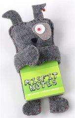 Misfit Notes - karteczki wyrywane - Pies