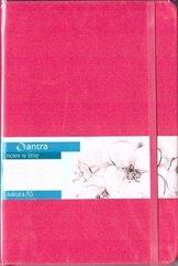 Notes A5 Liania Sakura Różowy ANTRA