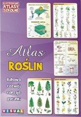 Ilustrowany atlas szkolny. Atlas roślin