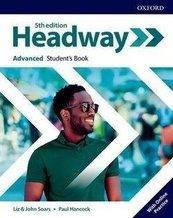 Headway 5E Advanced SB + online practice