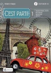 C'est parti! 1 zeszyt ćwiczeń DRACO