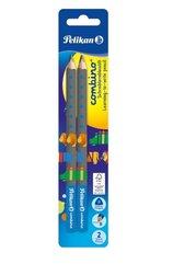 Ołówek Combino blue 2szt