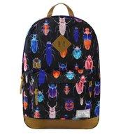 Plecak Chrząszcze czarny