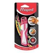 Zakreślacz Roller Fluo Peps różowy bls MAPED