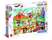 Puzzle 60 Super kolor Luna park