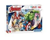Puzzle 180 Super kolor The Avengers