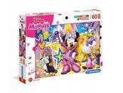 Puzzle 60 Maxi Super kolor Minnie happy helpers