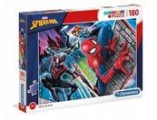 Puzzle 180 Super kolor Spiderman