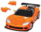 Puzzle 3D Cars - Corvette C6R - poziom 3/4 G3