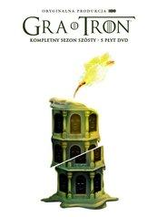 Gra o tron. Sezon 6 (5 DVD)
