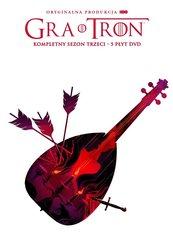 Gra o tron. Sezon 3 (5 DVD)