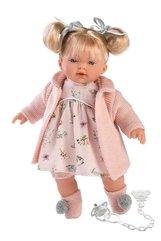 Lalka 33112 Aitana płacząca cała różowa blond 33cm